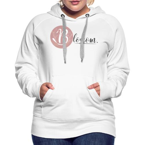 Blossom - Frauen Premium Hoodie