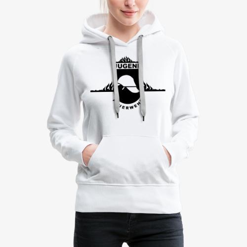 Jugend Feuerwehr - Frauen Premium Hoodie