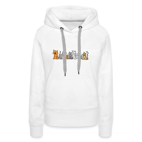 Cats & Cats - Vrouwen Premium hoodie