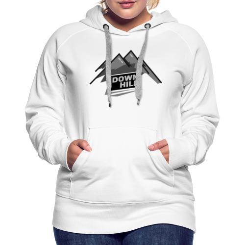 Downhill - Frauen Premium Hoodie