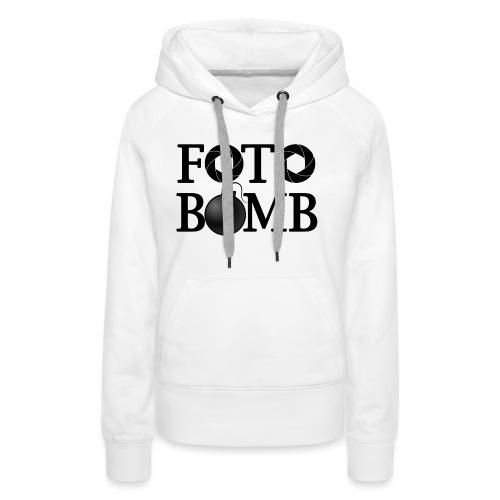 Foto-Bomb - Women's Premium Hoodie