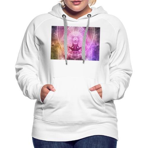 meditation 1384758 - Women's Premium Hoodie
