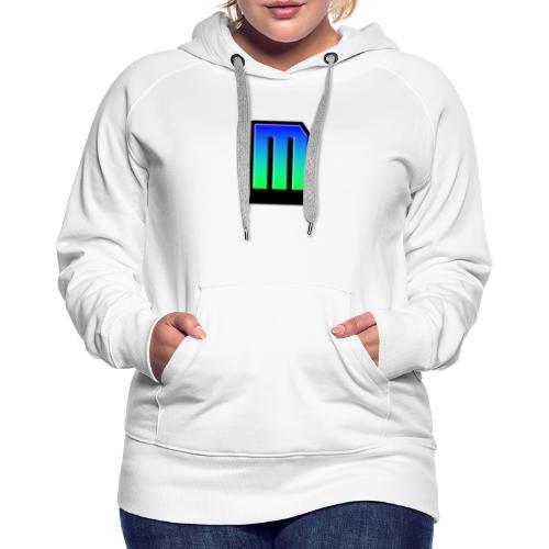 Mazer Logo - Frauen Premium Hoodie