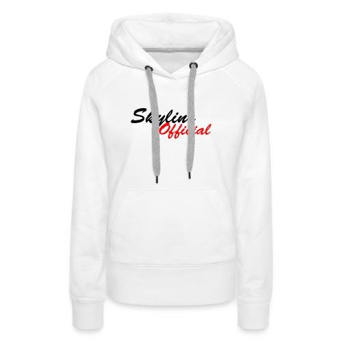 Skyline basic Tshirt - Women's Premium Hoodie