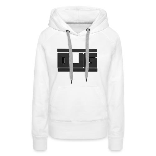 bas png - Vrouwen Premium hoodie