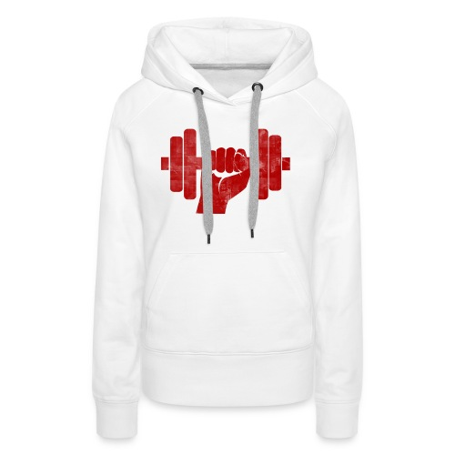 stop trying - Women's Premium Hoodie
