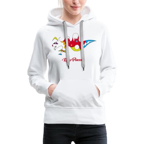 Killy Pincemi - Sweat-shirt à capuche Premium pour femmes
