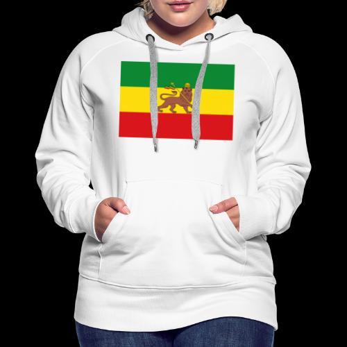 LION FLAG - Women's Premium Hoodie