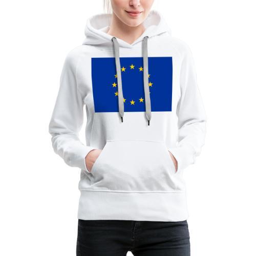 EURORAXETA2018 - Sudadera con capucha premium para mujer