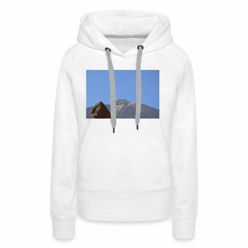 Teide - Teneriffa - Frauen Premium Hoodie
