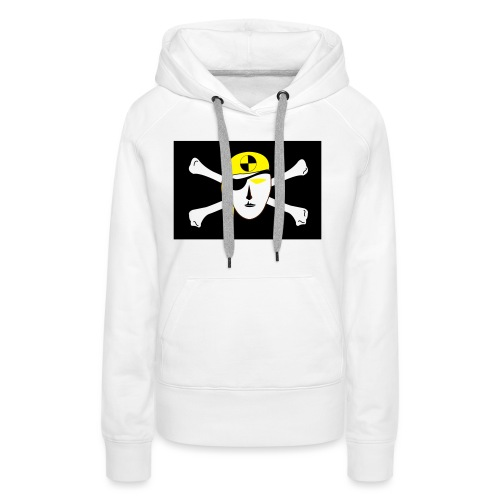 Pirates James - Sweat-shirt à capuche Premium pour femmes