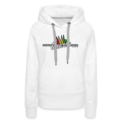 LogoDubTShirt2big.gif - Women's Premium Hoodie