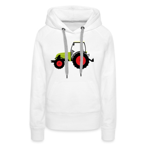 Trekker - Vrouwen Premium hoodie