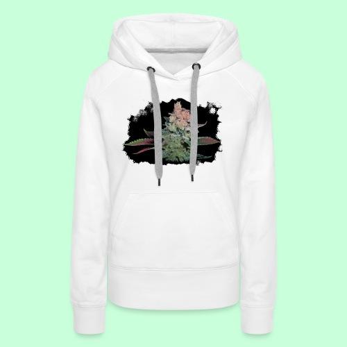 Pflänzchen png - Frauen Premium Hoodie
