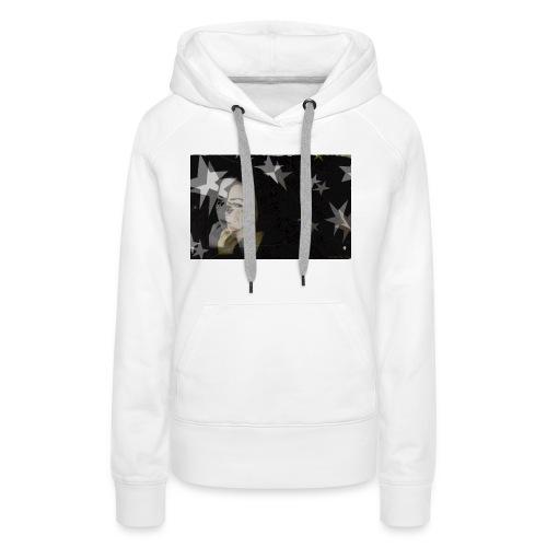 Starsister Blacklong Shirt - Frauen Premium Hoodie