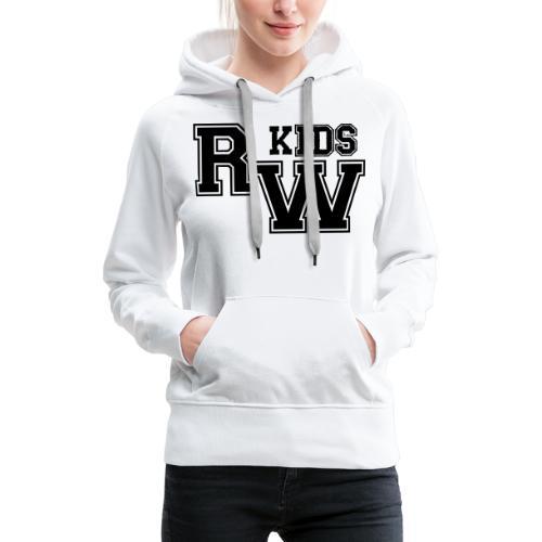 kids_front - Frauen Premium Hoodie