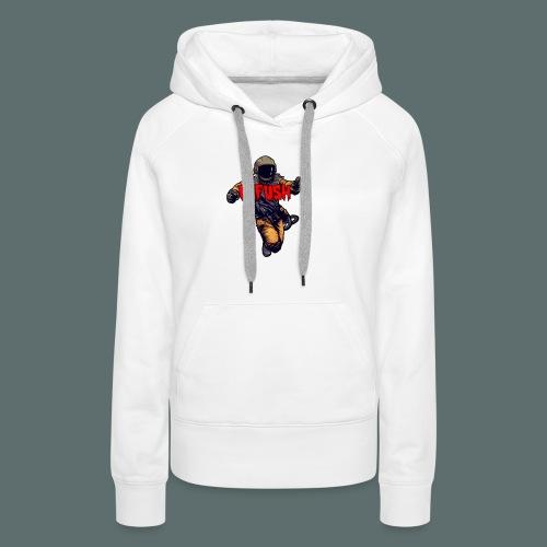Insane Refush Hoodie - Vrouwen Premium hoodie