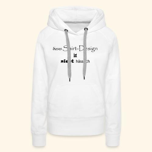 test_shop_design - Frauen Premium Hoodie