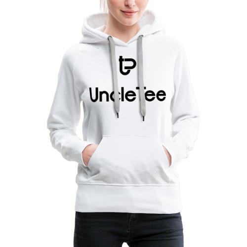 uncleteeshirtachter - Vrouwen Premium hoodie