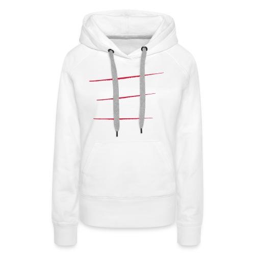 MACH's das Shirt - Frauen Premium Hoodie
