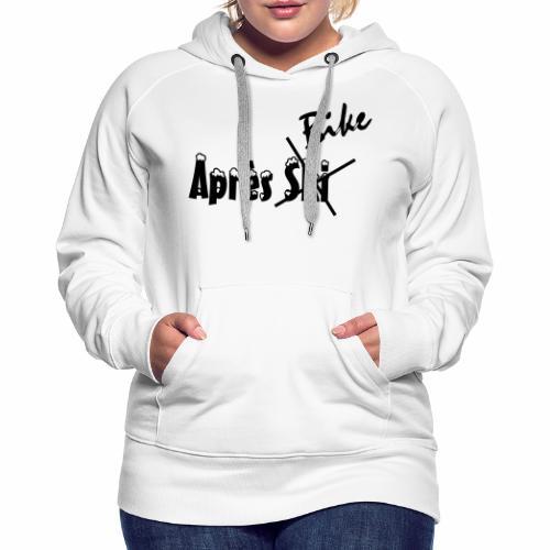 Apres_Bike - Frauen Premium Hoodie