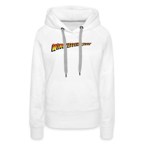 WMF Indiana Jones - Vrouwen Premium hoodie
