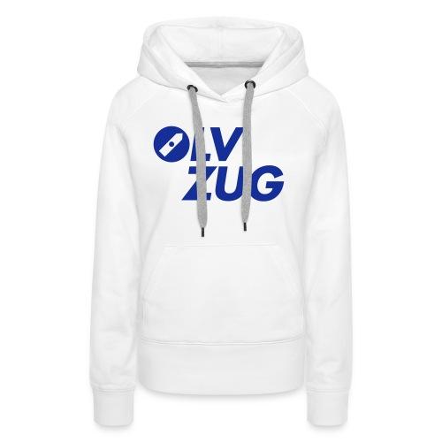 OLV_Zug_Logo_2_Z_ohneRand - Frauen Premium Hoodie