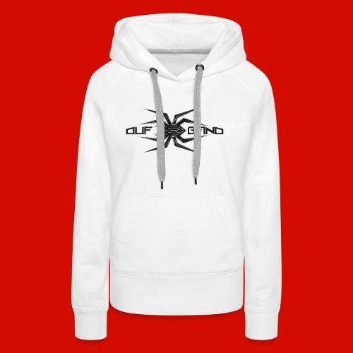 T-shirt Oufband - 2 couleurs - Sweat-shirt à capuche Premium pour femmes