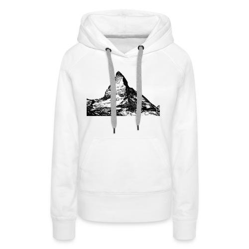 Swiss Alps - Frauen Premium Hoodie