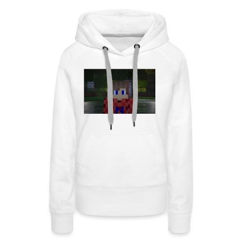 Mein Minecraft-Skin - Frauen Premium Hoodie