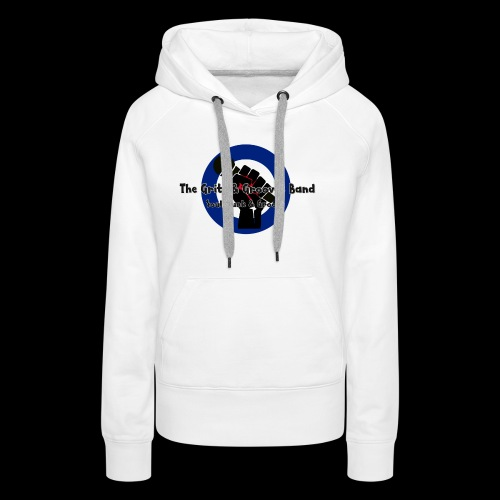 Grits & Grooves Band - Women's Premium Hoodie