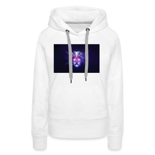 muismat - Vrouwen Premium hoodie