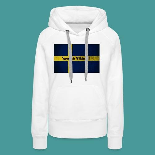 Swedish Vikings - Premiumluvtröja dam