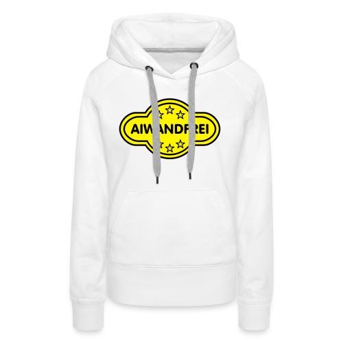 AIWANDFREI - Frauen Premium Hoodie