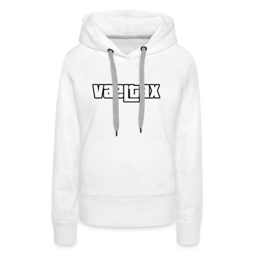 vaeltax png - Vrouwen Premium hoodie