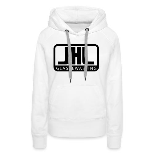 jhl-logo - Vrouwen Premium hoodie