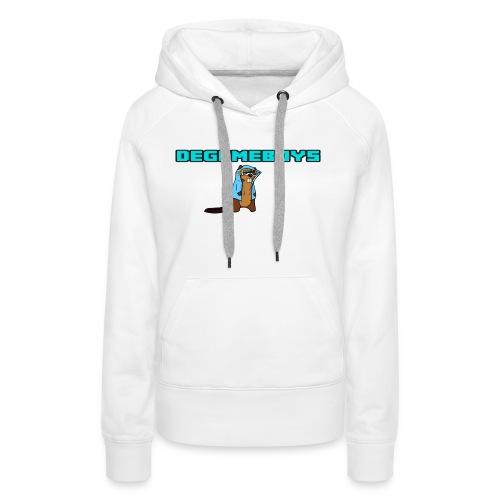 DeGameBoys Trui - Vrouwen Premium hoodie