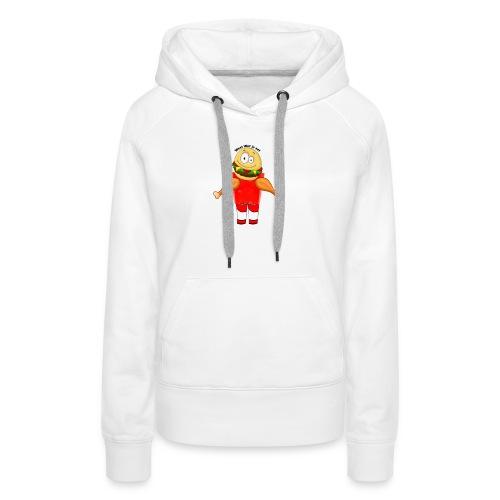 Je Bent Wat Je Eet - Vrouwen Premium hoodie