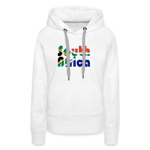 South Africa - Frauen Premium Hoodie