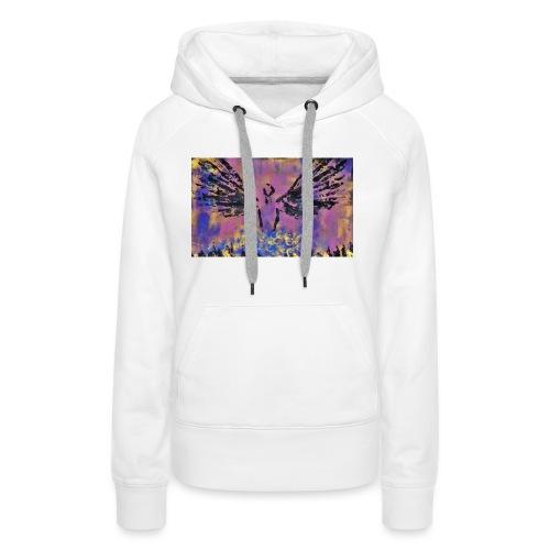 Fairy Angel - Sweat-shirt à capuche Premium pour femmes