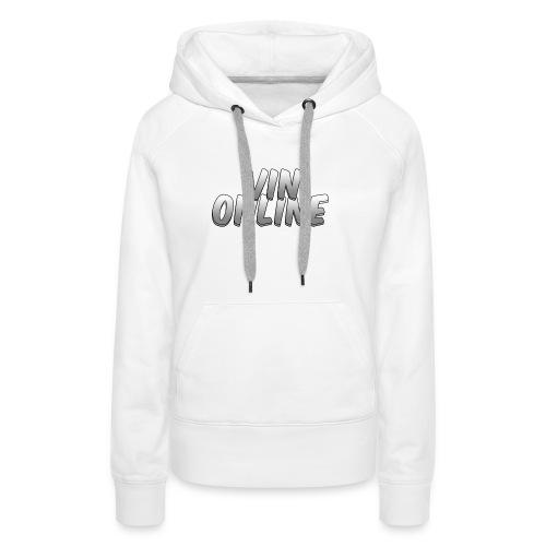 VinOnline - Vrouwen Premium hoodie
