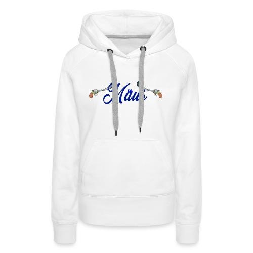 Waterpistol Sweater by MAUS - Vrouwen Premium hoodie