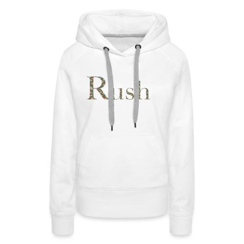 Rush - Frauen Premium Hoodie