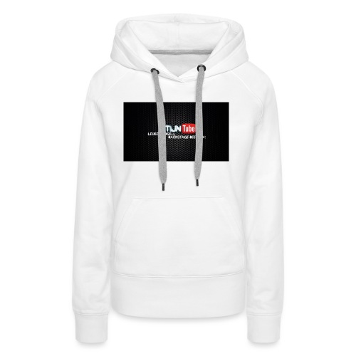StijnTube - Hoesje I-Phone 4/4s - Vrouwen Premium hoodie