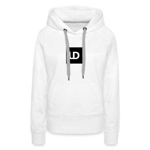 Underground Clothing Tracksuit Jacket - Women's Premium Hoodie