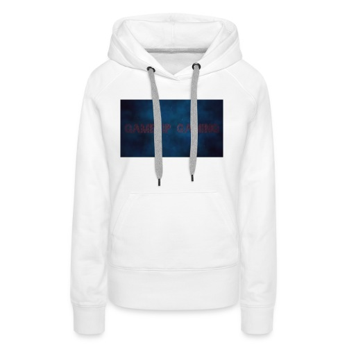 gamekip gaming mok zwart - Vrouwen Premium hoodie
