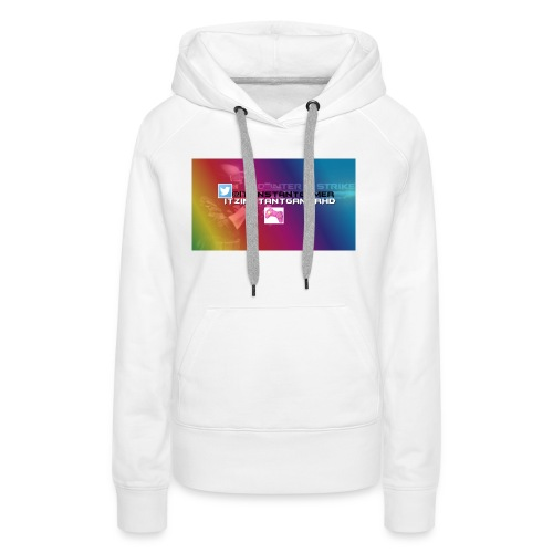 CHANNEL ART jpg - Women's Premium Hoodie