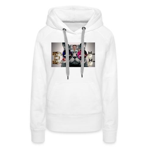 cats - Women's Premium Hoodie