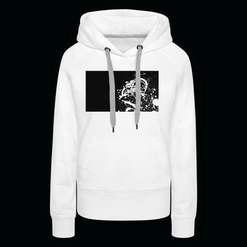 h11 - Sweat-shirt à capuche Premium pour femmes