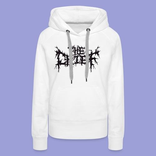 The Chief Metal Logo bw - Frauen Premium Hoodie